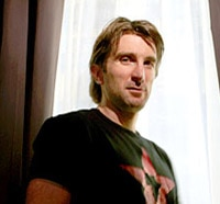 Sharlto Copley Signs For Oldboy the Jumps into an Open Grave