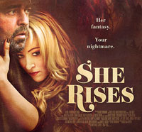 she risess - Latest Artwork for She Rises Features a Gruesome Threesome