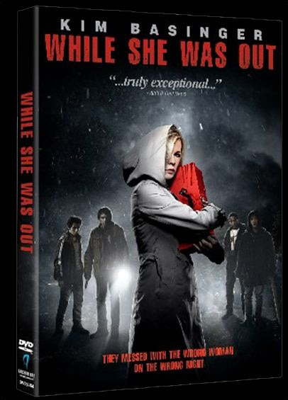 While She Was Out on DVD