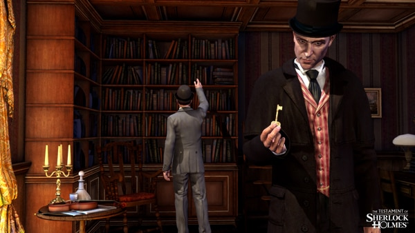 Nothing is Better than a Bloody Good Murder Mystery with Sherlock Holmes