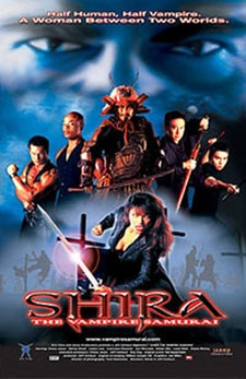 Shira the Vampire Samurai review