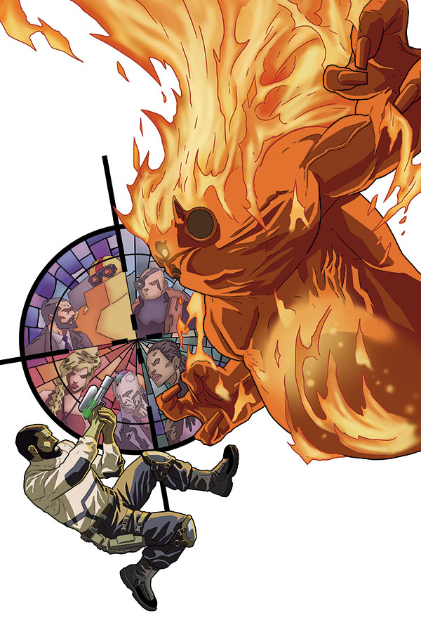 S.H.O.O.T. First Delivers Atheists and Action in an All-New Adventure