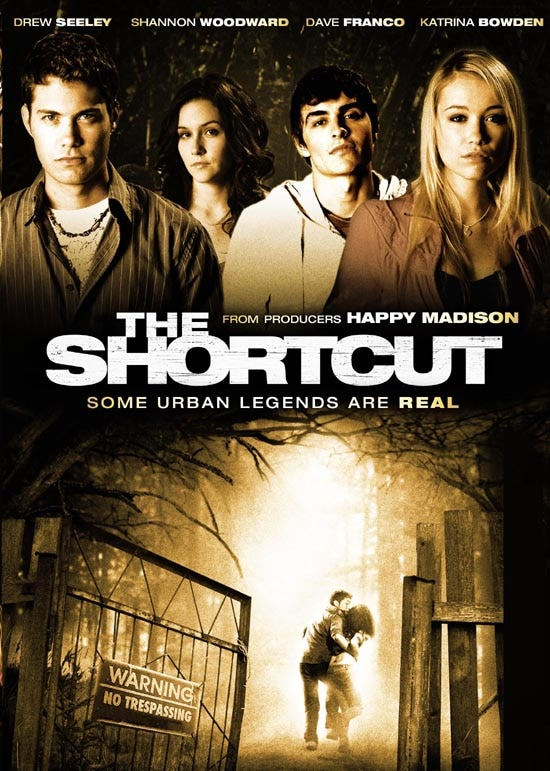 The Shortcut DVD Art and Specs