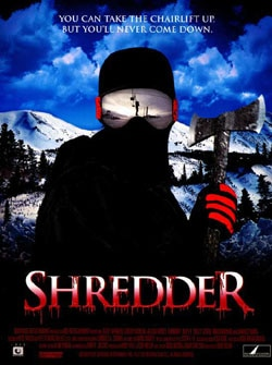 Saturday Nightmares: Shredder