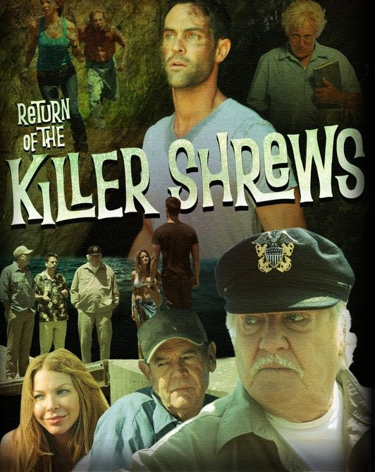 Concept Art and New One-Sheet: The Return of the Killer Shrews