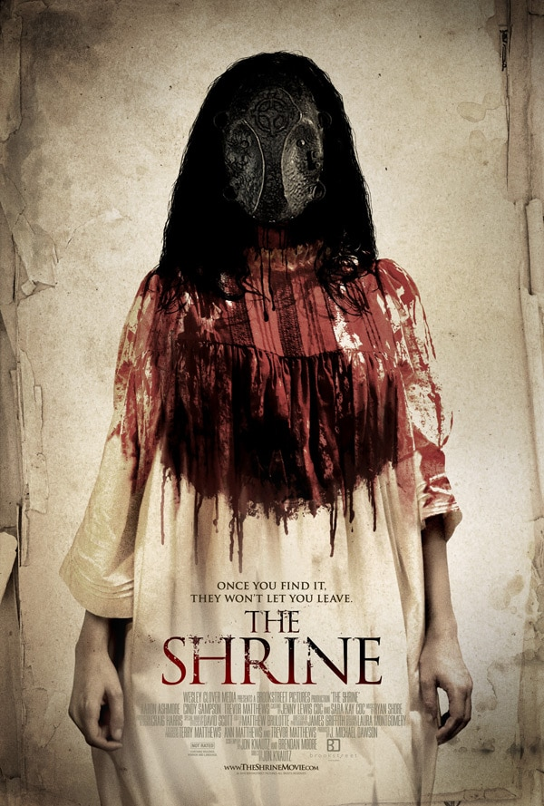 shrine - Two New Shrine Clips to Worship