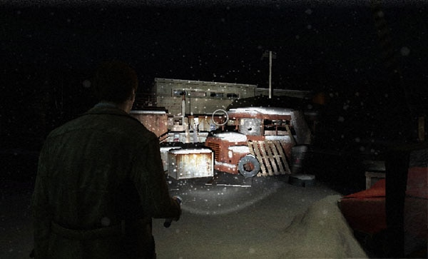 New Screens: Silent Hill: Shattered Memories (click for larger image)