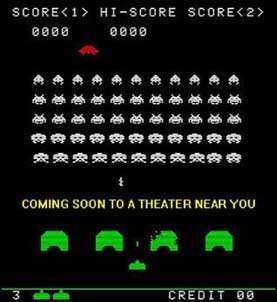 Warner Brothers Bringing Us Space Invaders: The Motion Picture