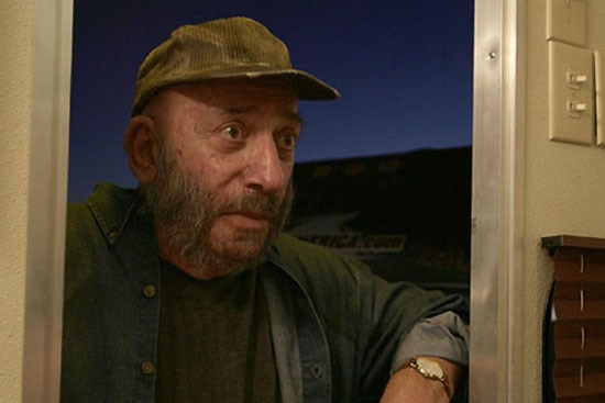 Sid Haig in Dark Moon Rising (click for larger image)