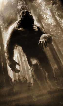 Meet Bigfoot from Sideshow Collectibles