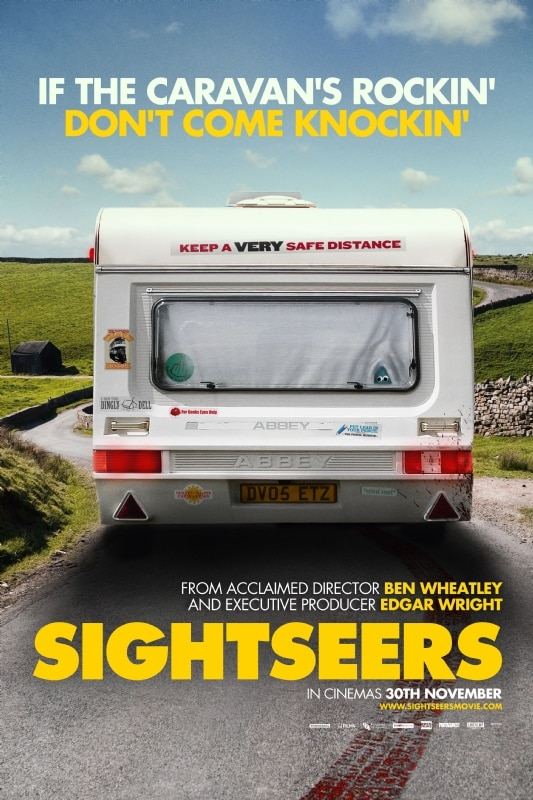 sight2 - See Some Funny Sights with Latest Sightseers Posters