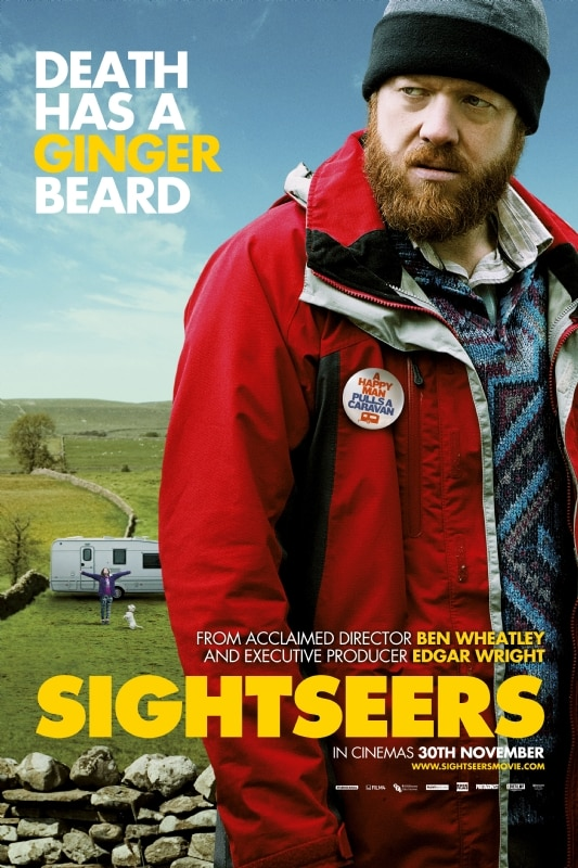 See Some Funny Sights with Latest Sightseers Posters