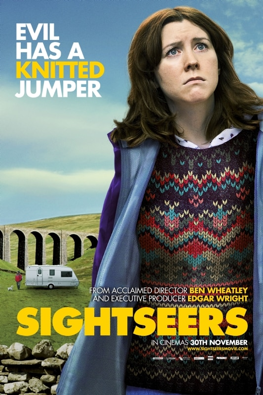 sight4 - See Some Funny Sights with Latest Sightseers Posters