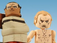 Silence of the Lambs Minimates (click for larger image)