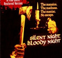 Silent Night, Bloody Night Restored and Hitting DVD in December