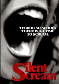 New DVD Label Arrives with a Silent Scream (click for larger image)