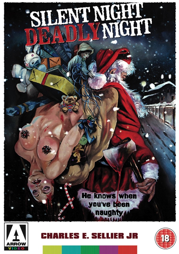 Win a Copy of Silent Night, Deadly Night on DVD
