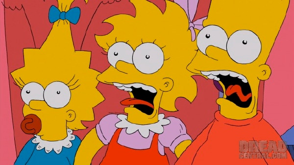 simpsons 1 - Guillermo del Toro's Simpsons Treehouse of Terror Opening Dissected