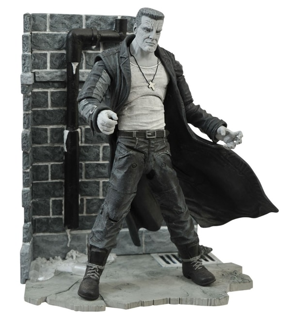 Diamond Select Announces Sin City Series 1 Action Figures, First Aliens and Kill Bill Minimates