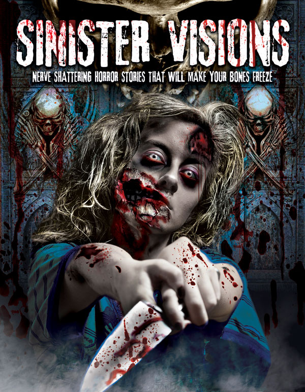 sinister visions - Focus Your Eyes on the Artwork for Sinister Visions