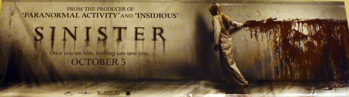 World Premiere of the Official Trailer for Sinister