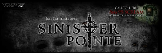 Experience the Silent Hill Maze in Sinister Pointe