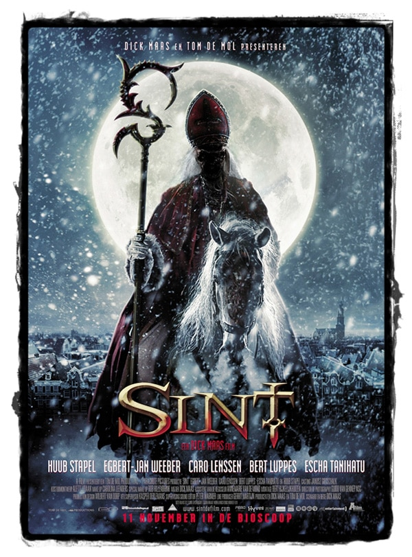 Tribeca 2011: New Stills and Screening Info for Sint (Saint)
