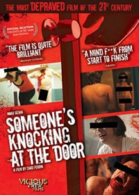 Someone's Knocking at the Door on DVD