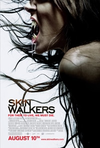 Skinwalkers moved to August 10th!