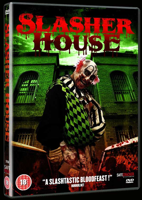 One Killer Not Enough For You? Slasher House Gives You Four!