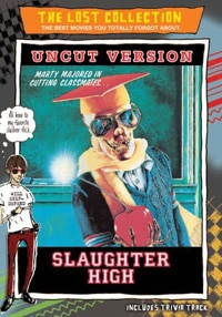 Slaughter on DVD (click for larger image)