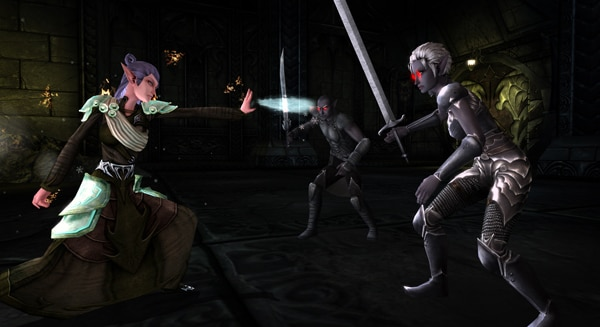 slay2 - New Screenshots Appear for Dungeons & Dragons Online Expansion