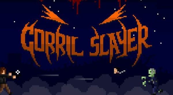 An 8-Bit Horror Adventure Awaits in Corril Slayer