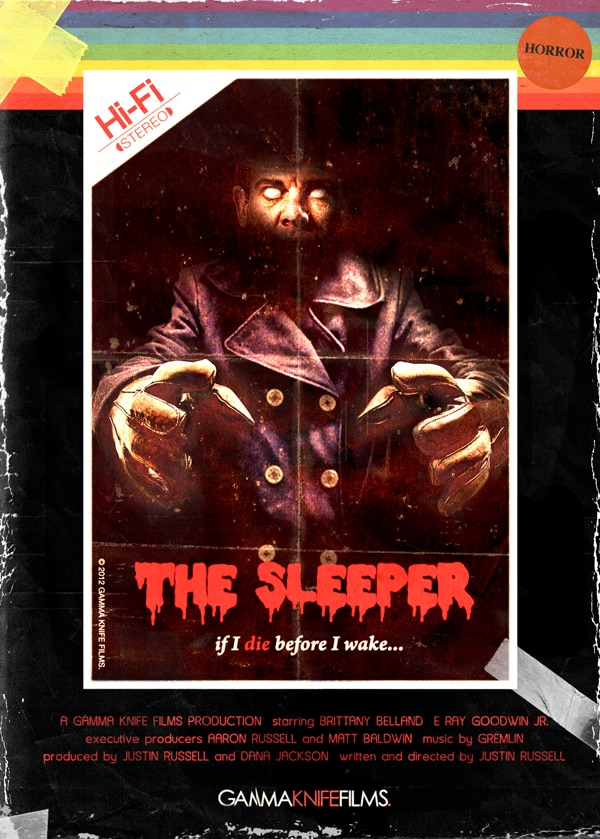Indie Horror Month Announcement: Dread Central to Host One Day Screening of Justin Russell's The Sleeper This Friday