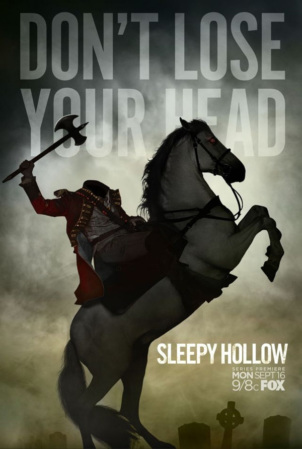 Fox TV - Sleepy Hollow at San Diego Comic-Con