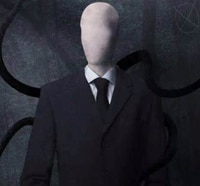 Slender Man Casts a Long Shadow in New The Eidolon State One-Sheet