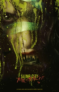 Teaser Poster for Slime City Massacre