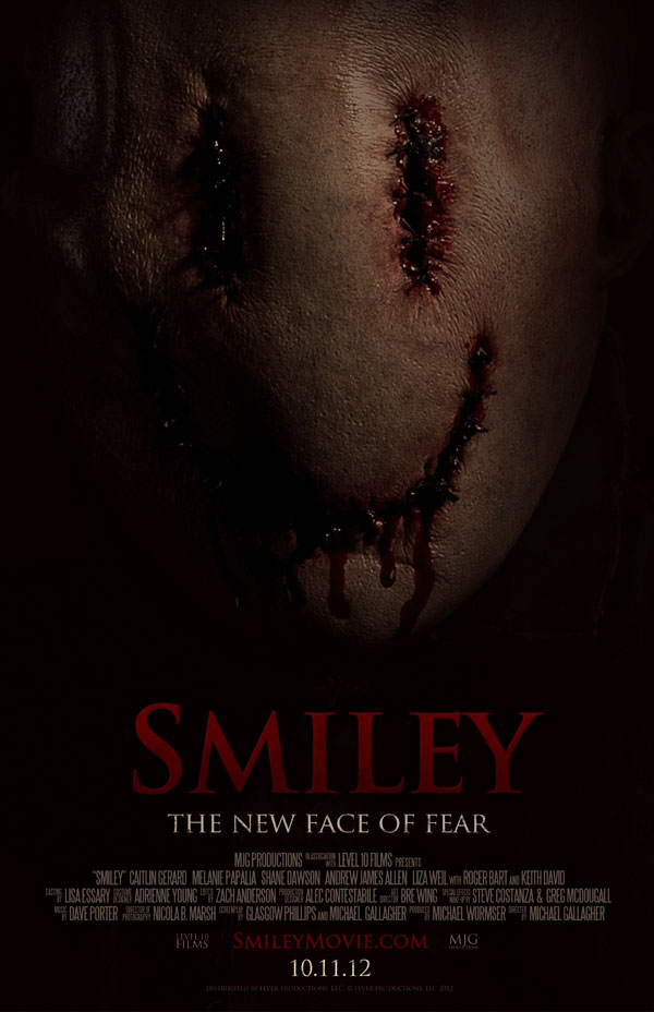 Smiley Gets a One-Sheet and Release Plans