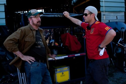 Jensen Ackles Directing Supernatural Season Six, Episode Four
