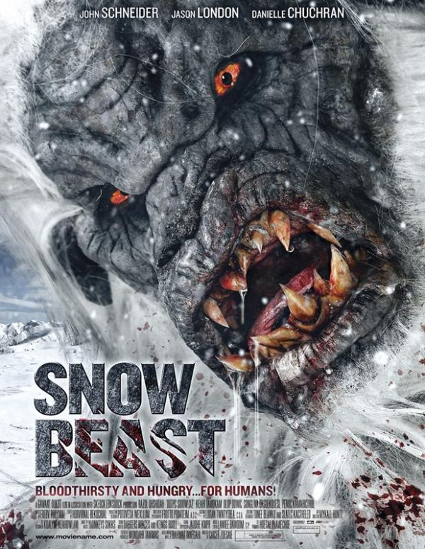 Abominable New Trailer and Art: Snow Beast