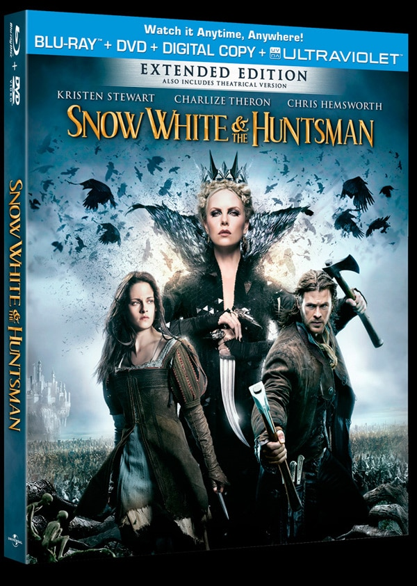 Survive Horror's Scariest Forests and Win a Snow White and the Huntsman: Extended Edition Blu-ray