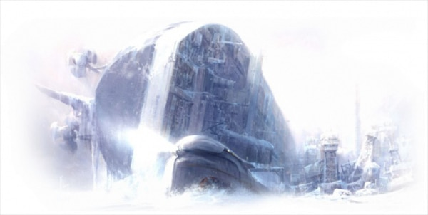 Teaser and Concept Art - Snow Piercer; Sample the Score!
