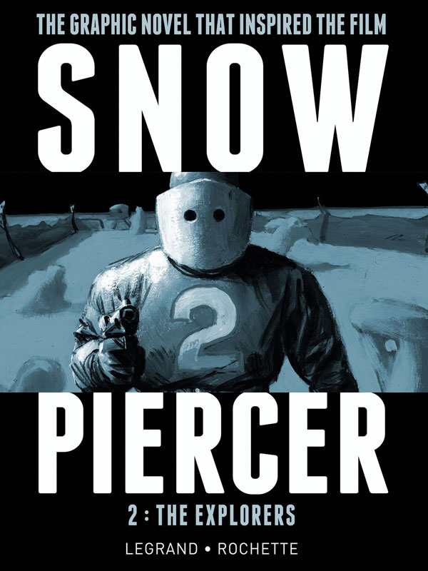 Snowpiercer Graphic Novel Coming in January from Titan Comics