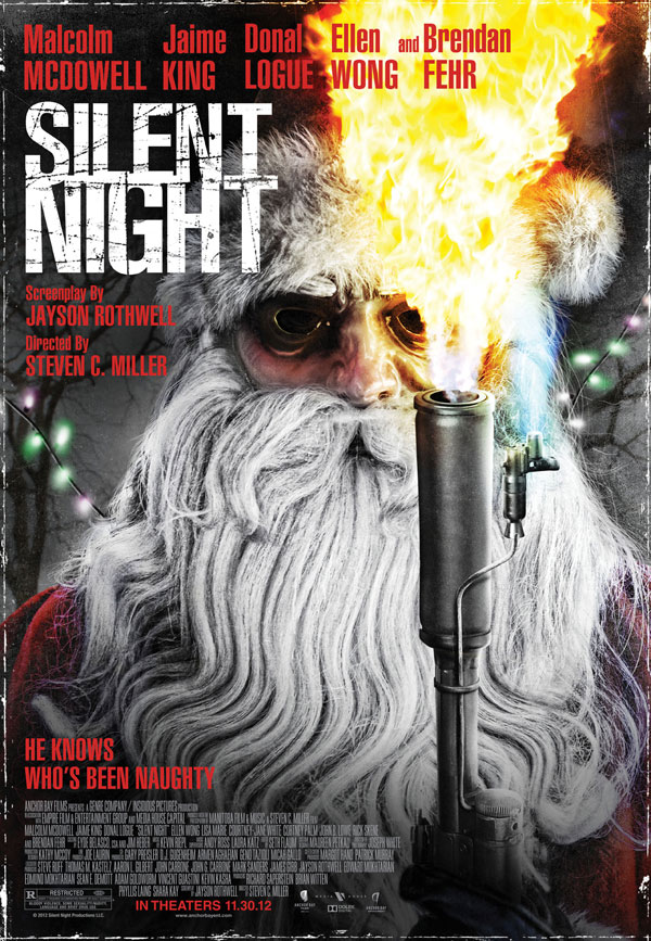 snt - Silent Night in Theatres in November and on Blu-ray and DVD December!