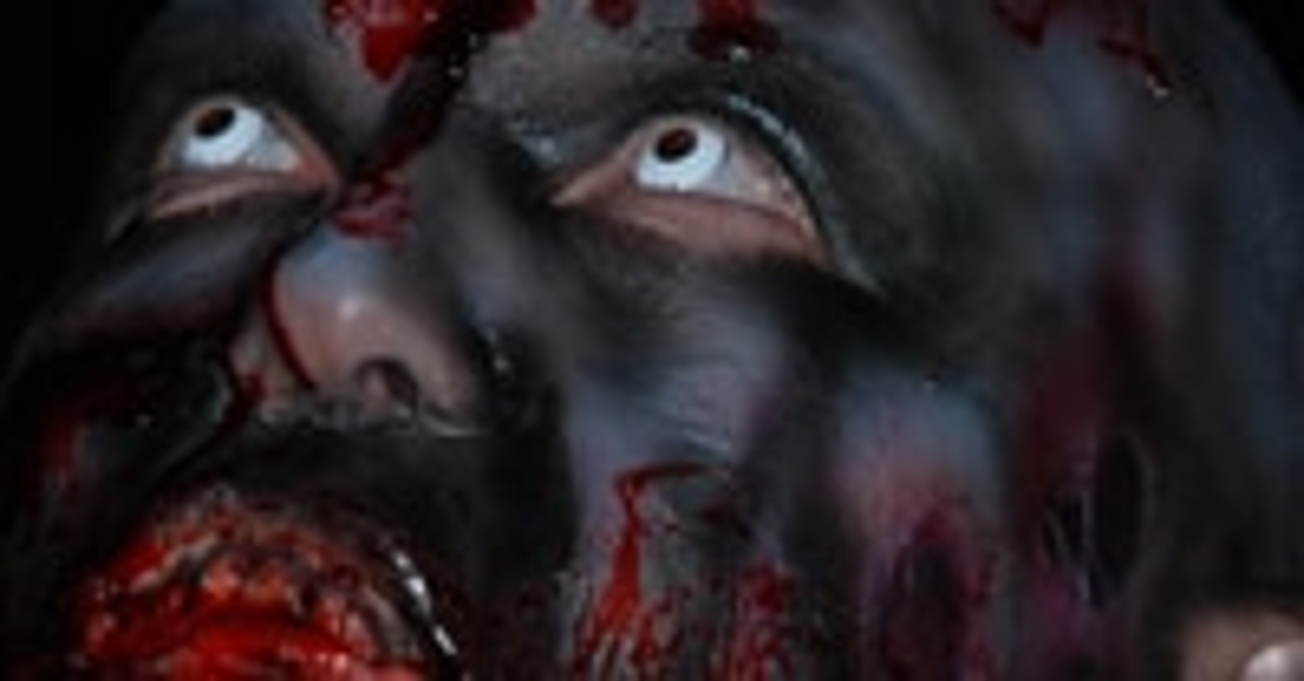 Silent Night, Zombie Night!