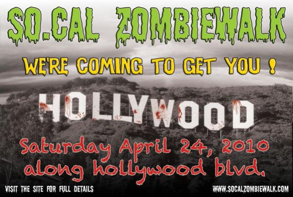 In or Around the LA Area? Then It's Time to Walk With the Dead!