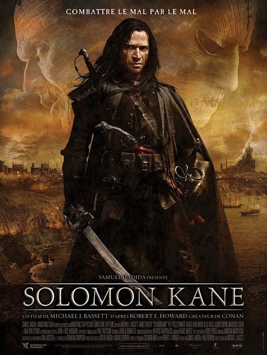 Solomon Kane One-Sheet Gets Medieval on Your Ass!