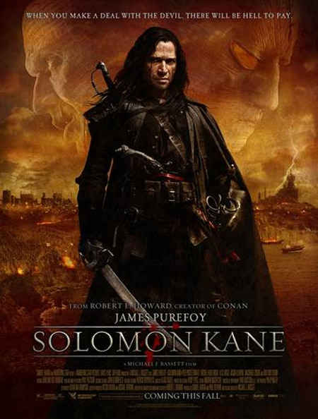 solkane - US Poster and a Few New Stills from Michael Bassett's Solomon Kane