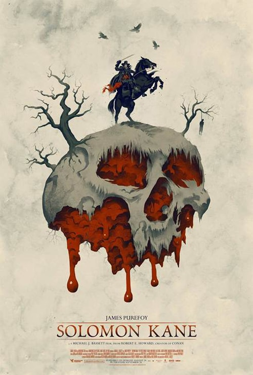 An Alternative Solomon Kane Poster Arrives Dripping with Atmosphere