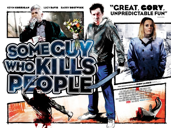 UK Release Info for Jack Perez's Some Guy Who Kills People